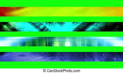 Green Screen Lower third 7N