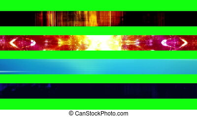 Green Screen Lower third 8N