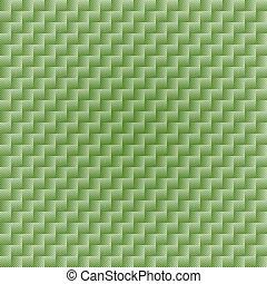 Green seamless checkered pattern