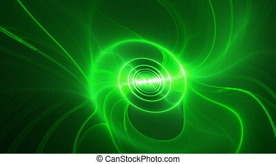 green seamless looping background d4602B_L