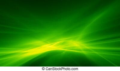 green seamless looping bg
