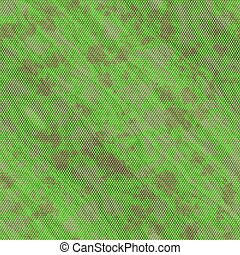 Green seamless wire mesh texture