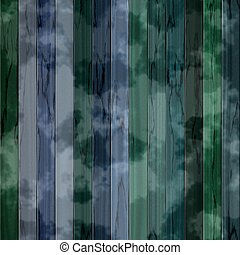 Green seamless wood fence texture