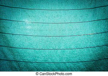 Green slant pattern