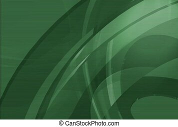 green, sleek, rotation