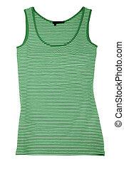 sleeveless sports shirt - green sleeveless sports shirt...