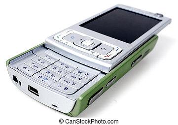 Green smartphone