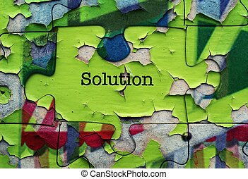 Green solution