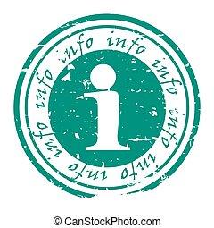 Green Stamp - info