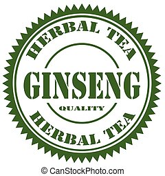 Ginseng-Herbal Tea