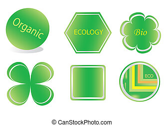green stickers