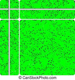 green stone type ceramic tiles