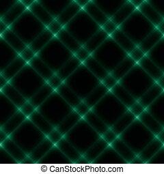 Green stylish fantasy background