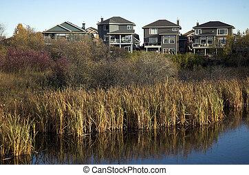 Green suburbs