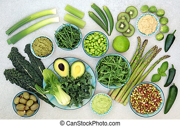 Green Super Food Collection