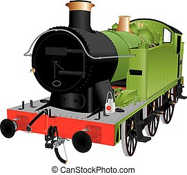Green Tank Engine