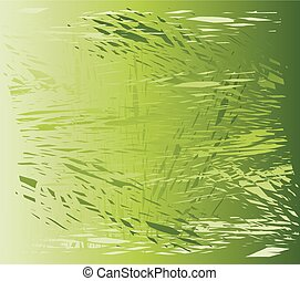 Green texture Grunge background