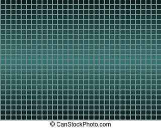 green tiles - seamless wallpaper