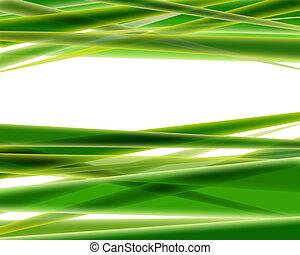 green tone background