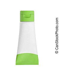 Green tube