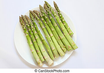 Green vegetable Asparagus