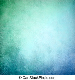 Green vintage abstract grunge background