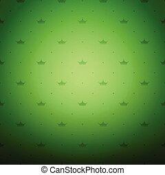green vintage wallpaper-02