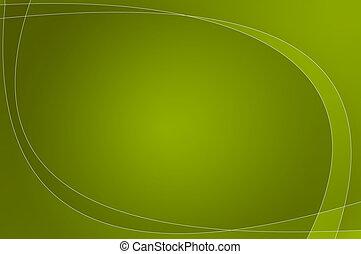 Green wallpaper / background