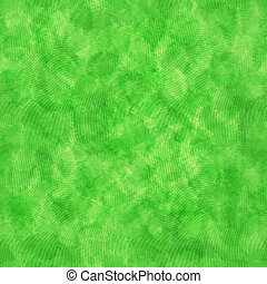 Green watercolor seamless pattern - Seamless pattern with...