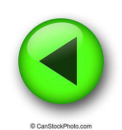 green web button for previous