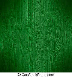 green wood background or oak furniture texture