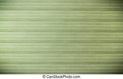 Green wood texture