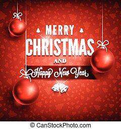 green2-03, クリスマス, カード, 挨拶