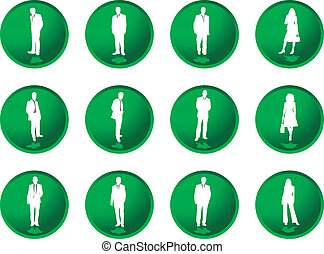 greenberry buttons business men
