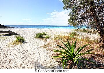 greenfields, praia, austrália