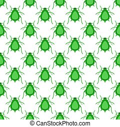 Greenfly insect pattern