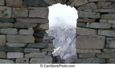 Greenland Norse settlers - The Hvalsey church ruin is a fine...