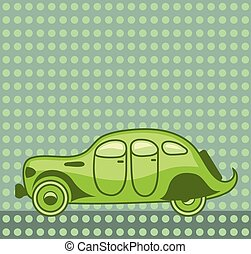 Greenleaf car