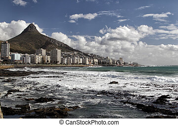 Greenpoint and Lion's Head