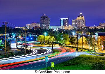 greensboro, caroline nord