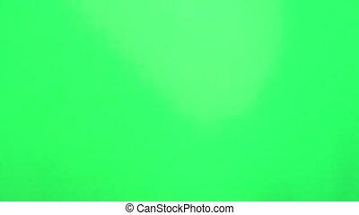greenscreen, изготовление, мужской, рука, зеленый, chromakey, isolated, знак, background., нет, стоп, один, один, посмотреть, жест, крупным планом, задний план, экран