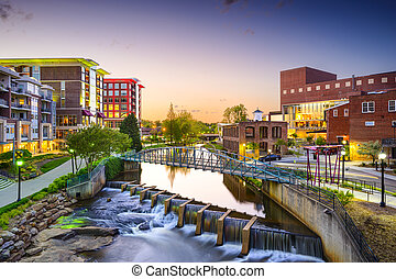 greenville, carolina sul