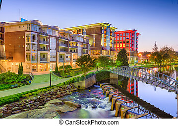 Greenville, South Carolina, USA
