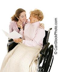 Greeting Card for Grandma