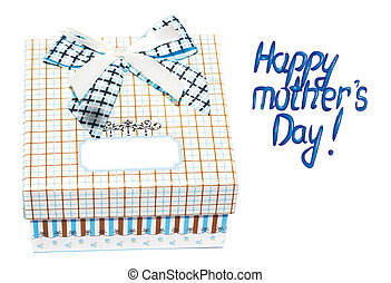 greeting card for Mother's Day, the background