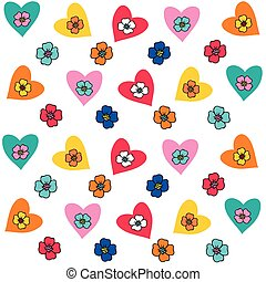 greeting card for spring