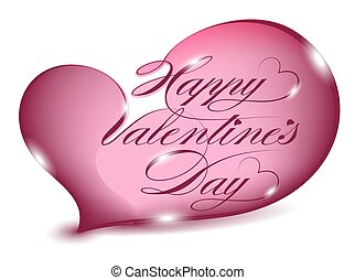 Greeting Card-Happy Valentines Day