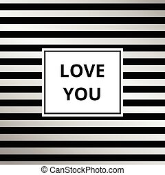 Greeting card silver background vector