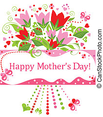 Greeting for Mother's Day