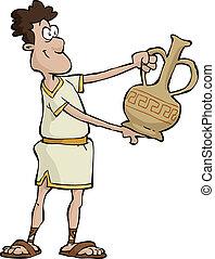 grego, antiga